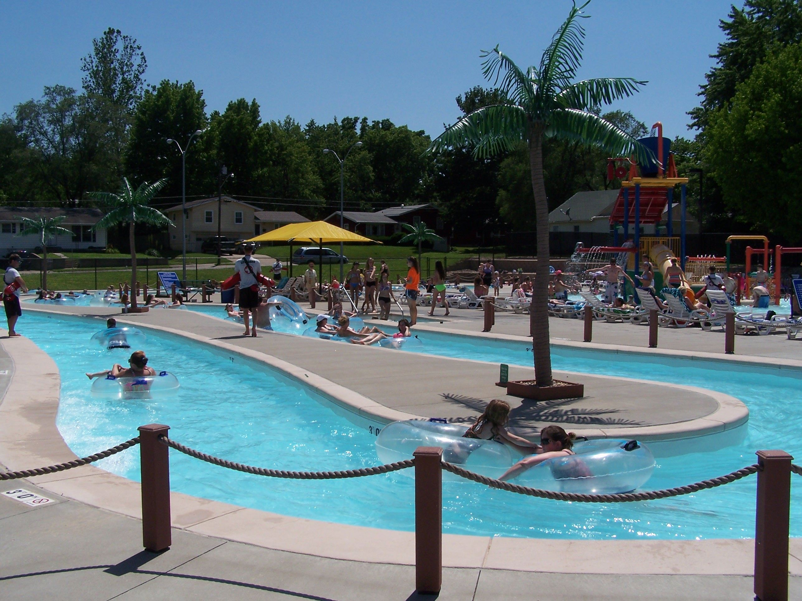 Nassif Aquatic Center Lazy River